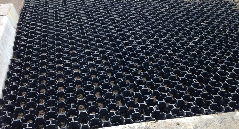 Porous Plastic Pavers Je Duckett Surfacing Ltd